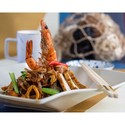 Konjac Kuey Teow - Single Pack